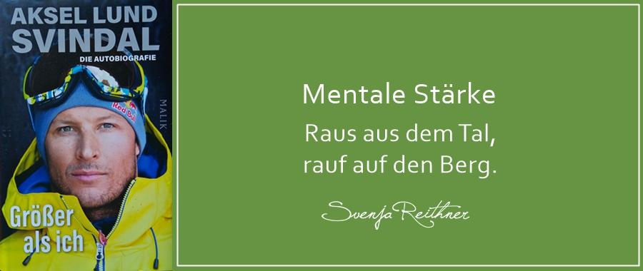 Mentale Stärke - Aksel Lund Svindal